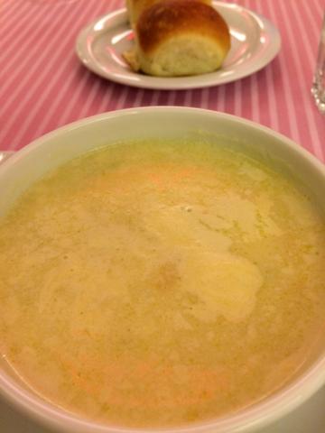 3日の夕食チョルバ