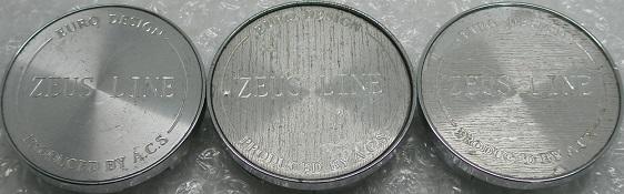 ZEUS LINE 表
