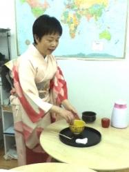茶道カフェ6