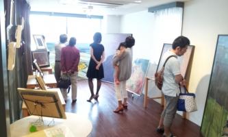 2014-08-14 河内裕子展3