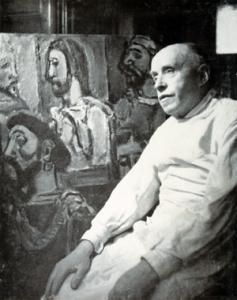 george roulault portrait