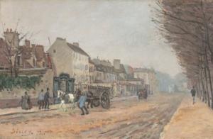 sisley Boulevard Héloïse, Argenteuil