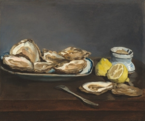 manet oysters