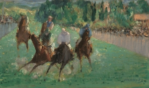 manet at thhe races