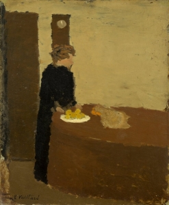 vuillard Woman in Black
