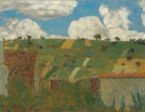 vuillard Landscape of the Ile-de-France