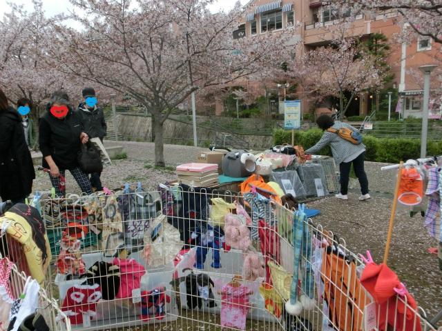 2015,4,12 桜とバザーとetc 061