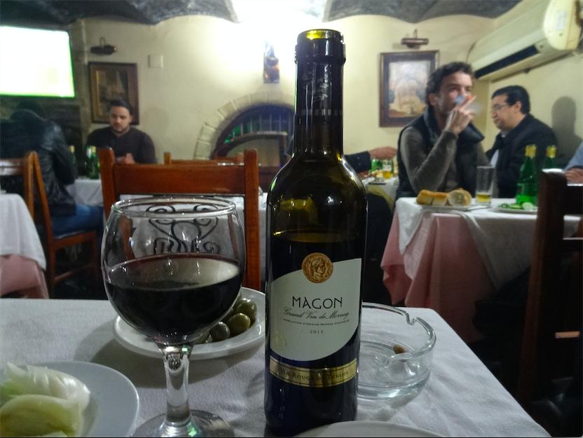 チュニジア酒場1
