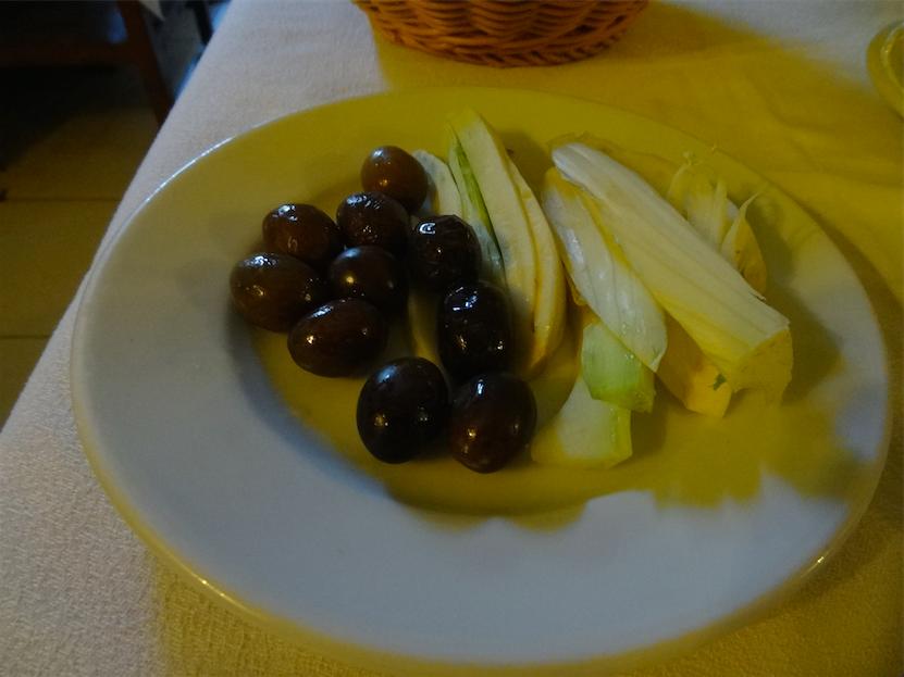 チュニジア食前菜