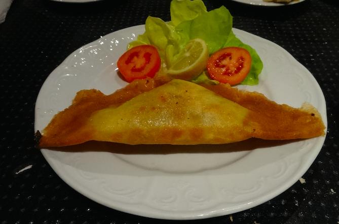 チュニジア食ブリック