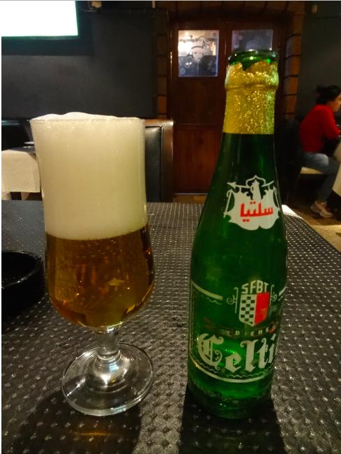 チュニジア飲み屋セルティア