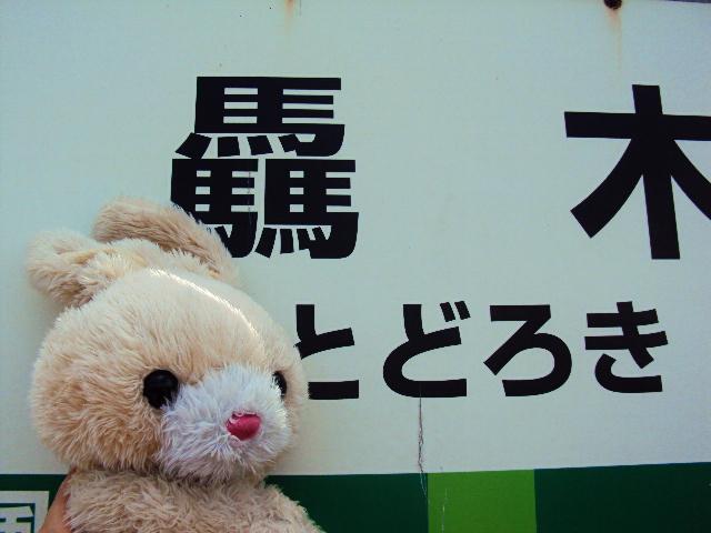 とどろき駅1