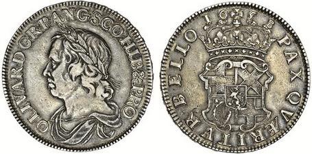 cromwell 1658 orijinal