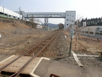 津軽二股駅④