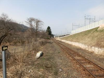 津軽二股駅⑤