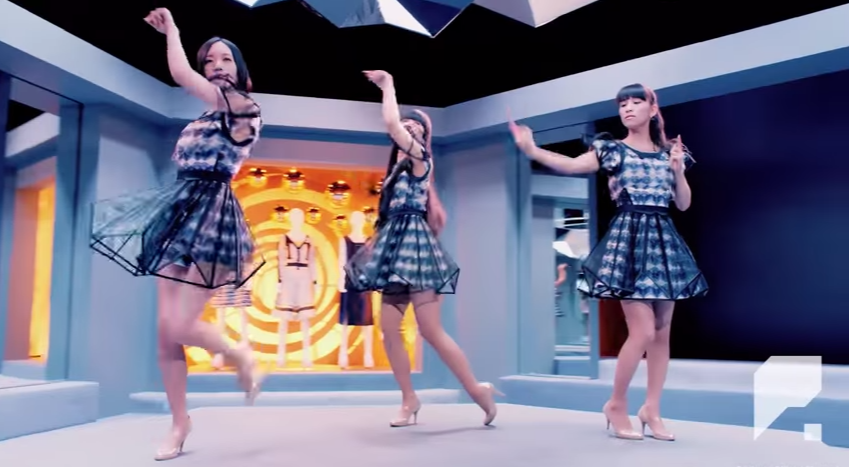 [MV Perfume 「Pick Me Up」 - YouTube (7)