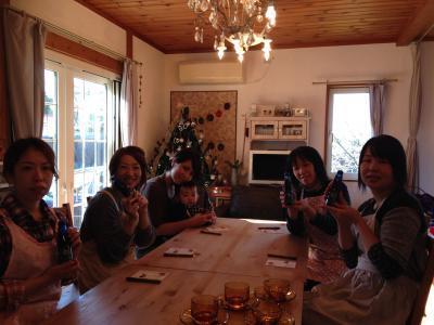 20150104クリスマスレッスン15(月)~19(金)1