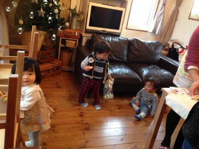 20150104クリスマスレッスン15(月)~19(金)7