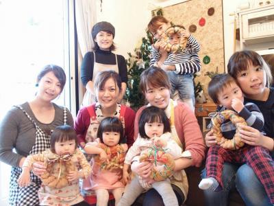 20150104クリスマスレッスン15(月)~19(金)8