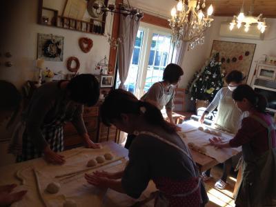 20150104クリスマスレッスン15(月)~19(金)17