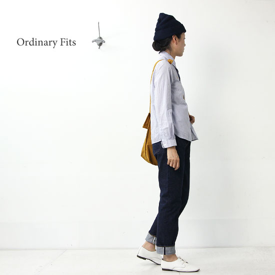 Ordinary Fits(オーディナリーフィッツ) 5POCKET ROLL UP DENIM