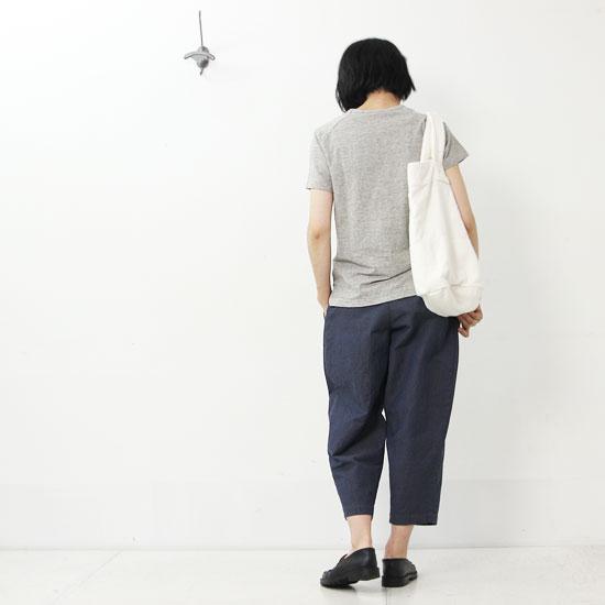 yohaku(ヨハク) 竹墨 s/s tee