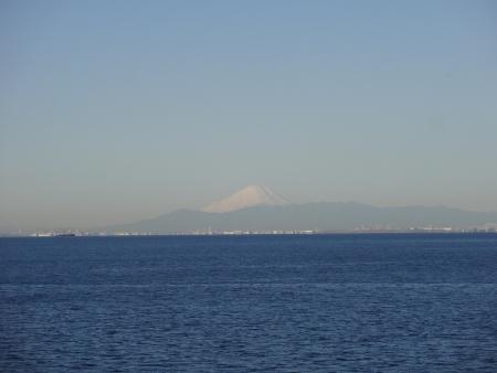 025富士山をズーム