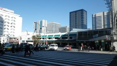 018品川駅