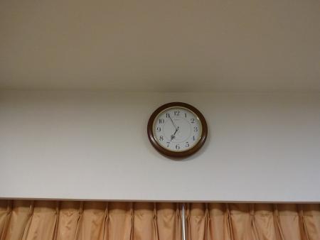 005起きたら6時40分