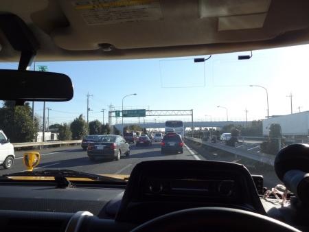 007東関東道は事故渋滞