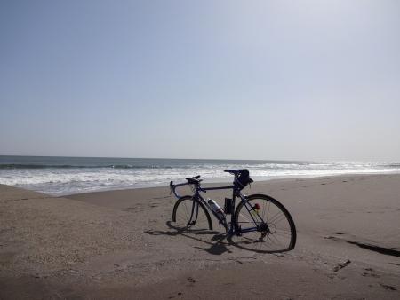 046そして海岸でしばし休憩
