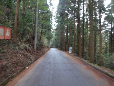 018林道を走ります
