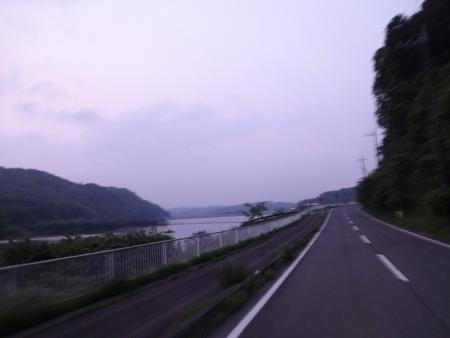 058御前山ダム、19時