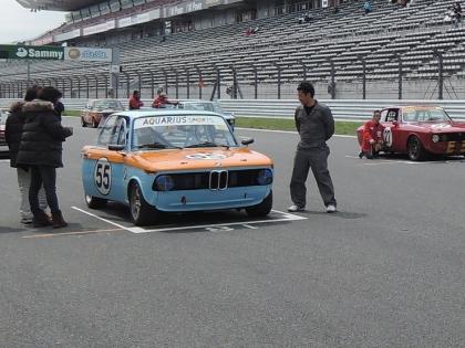 BMW2002グリッド