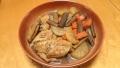 手羽先と根菜の煮物 20150119