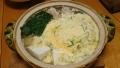 卵入り湯豆腐 20150215
