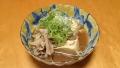 肉豆腐 20150321