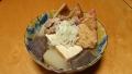 煮込み豆腐 20150402