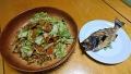 回鍋肉 柳バチ目 20170711