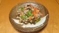 豚肉の梅酒味噌炒め 20150528