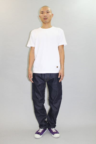 INTERFACE SPADE TEE DENIM PT Type-S