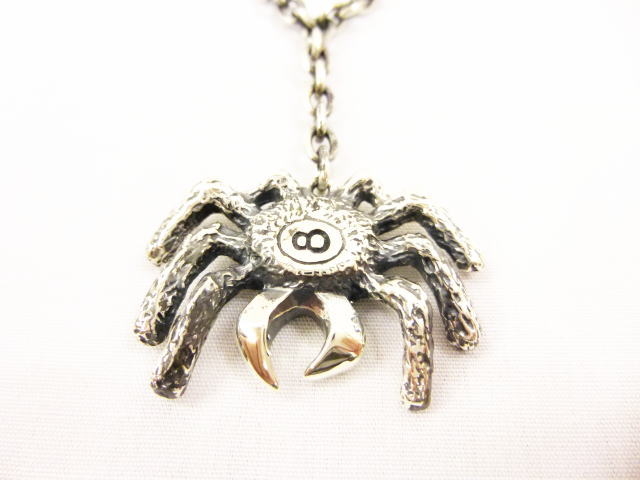 INTERFACE SPIDER PENDANT