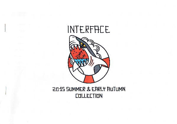 INTERFACE 2015 SUMMER&EARLY AUTUMN COLLECTION