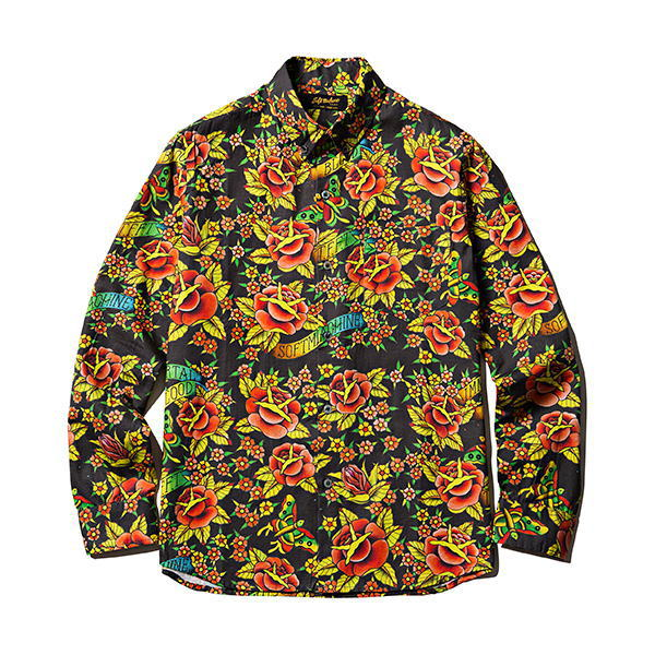 SOFTMACHINE GARDEN SHIRTS L/S