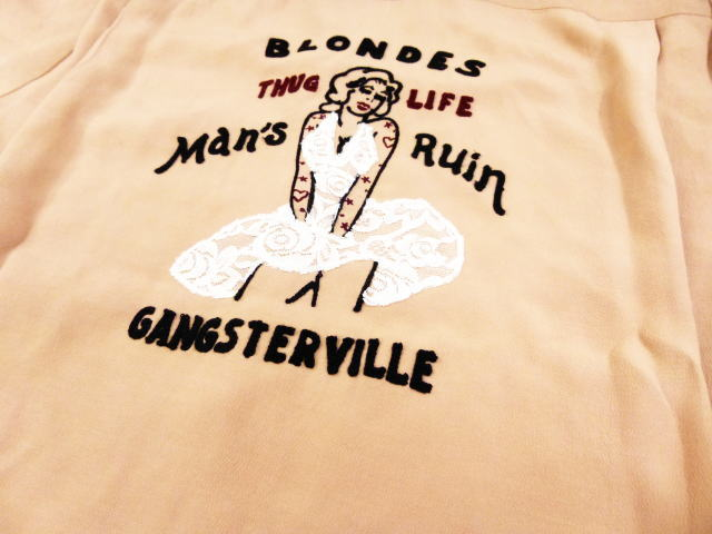 GANGSTERVILLE BLONDES