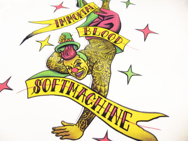 SOFTMACHINE GACY-T