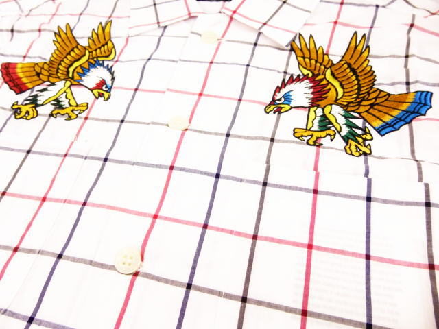 SOFTMACHINE EAGLES SHIRTS S/S