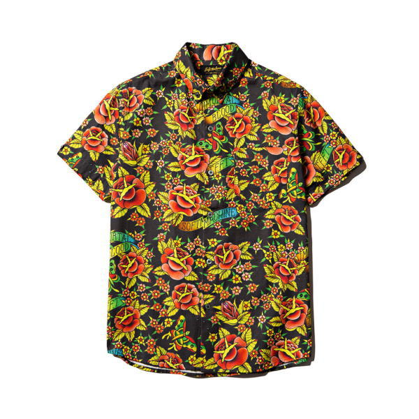 SOFTMACHINE GARDEN SHIRTS S/S