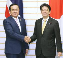 タイ軍事政権のプラユット暫定首相