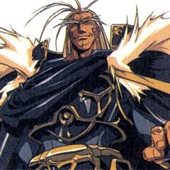 ベルンハルト。覇王に恥じぬ豪傑さ。